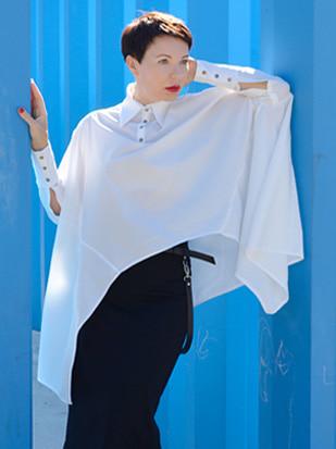 Koszula tunika geometric